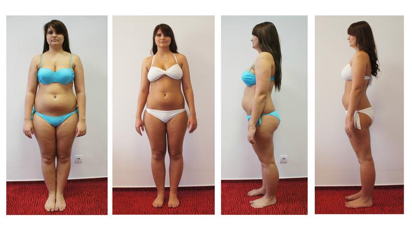 10 kg súlycsökkenés 4 hét alatt elveszítik az alsó hátsó zsírt