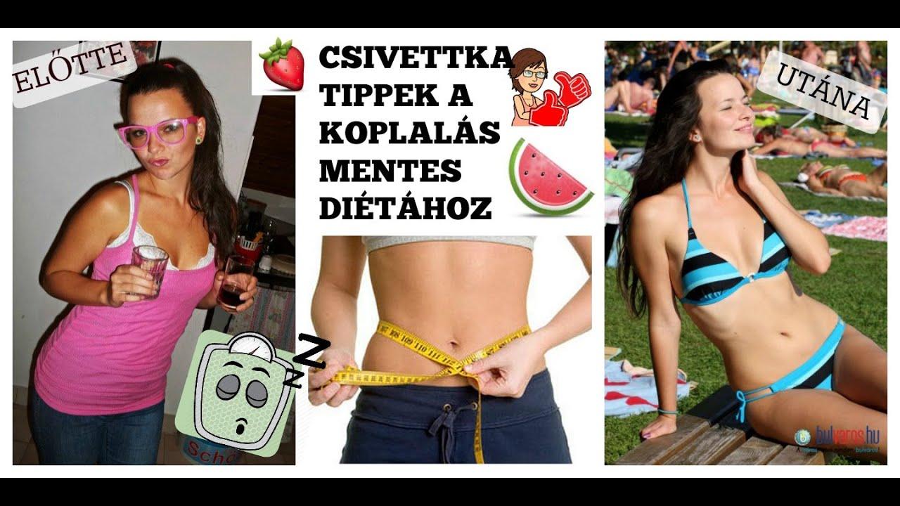 Bevált kalóriacsökkentő tippek, hogy könnyebben menjen a fogyás | Diéta és Fitnesz