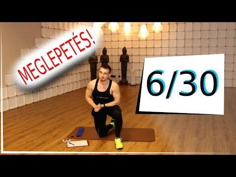8 hetes HIIT edzés a hatékonyabb zsírégetéshez - GymBeam Blog
