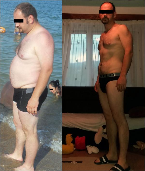fogyás 40 éves férfi
