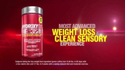 MuscleTech Hydroxycut SX-7 Ultra Probiotic Black Onyx - 80 caps