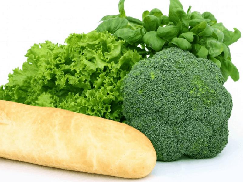 mit kell enni, hogy lefogyjon