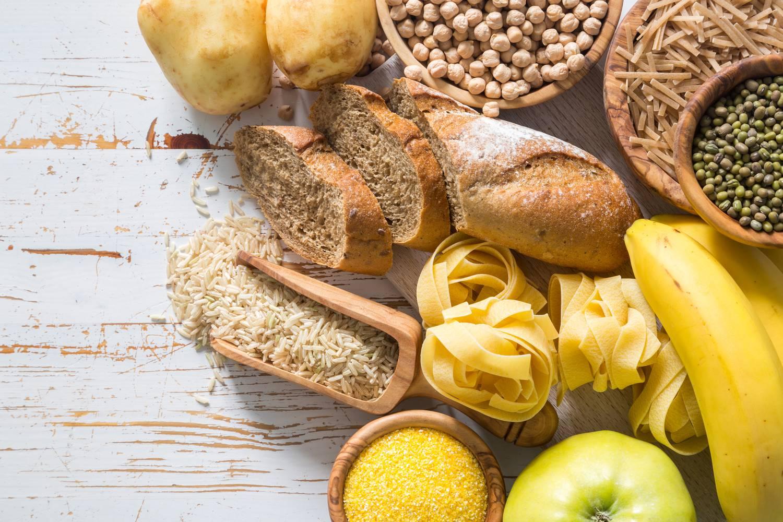 szénhidrát diéta mintaétrend