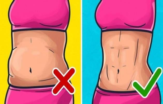 Egy különös japán technika, ami az összes hasadon lévő zsírral felszámol pár nap alatt - Blikk Rúzs