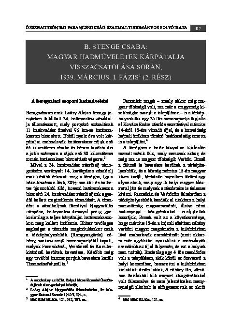 Szovjet roham Budapest felé   Magyarok a II. világháborúban   Kézikönyvtár