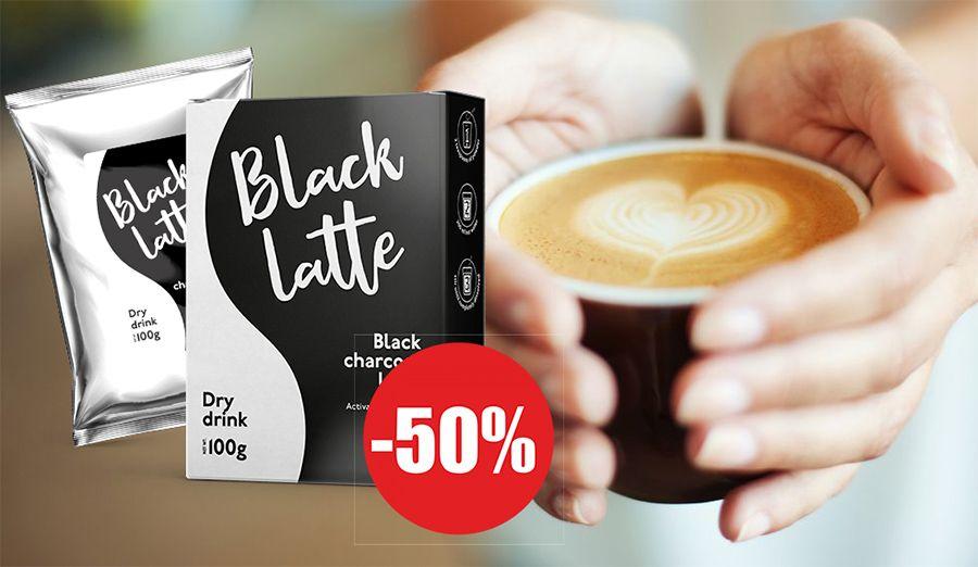Black Latte faszénnel fogyás: véleménye, ár, összetétel