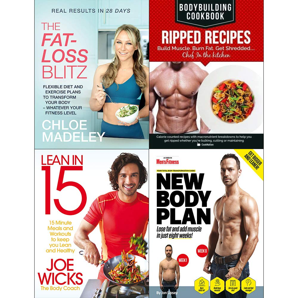 chloe madeley fat loss blitz recipes