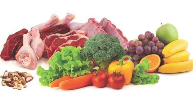 A paleolit diétán alapuló táplálkozás alapjai