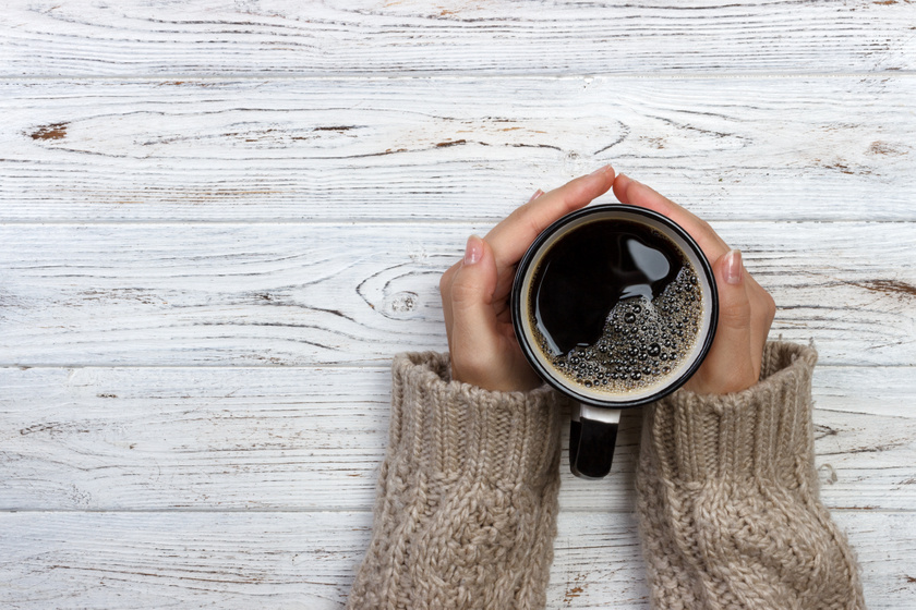 fekete kávé zsírt éget Papaya enzim segíthet a fogyásban