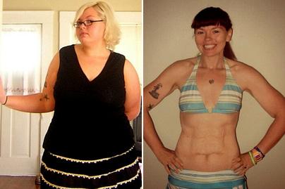 40 éves nő fogyás