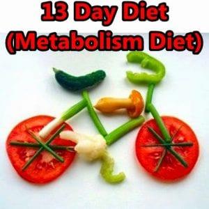 13 napos fogyókúra