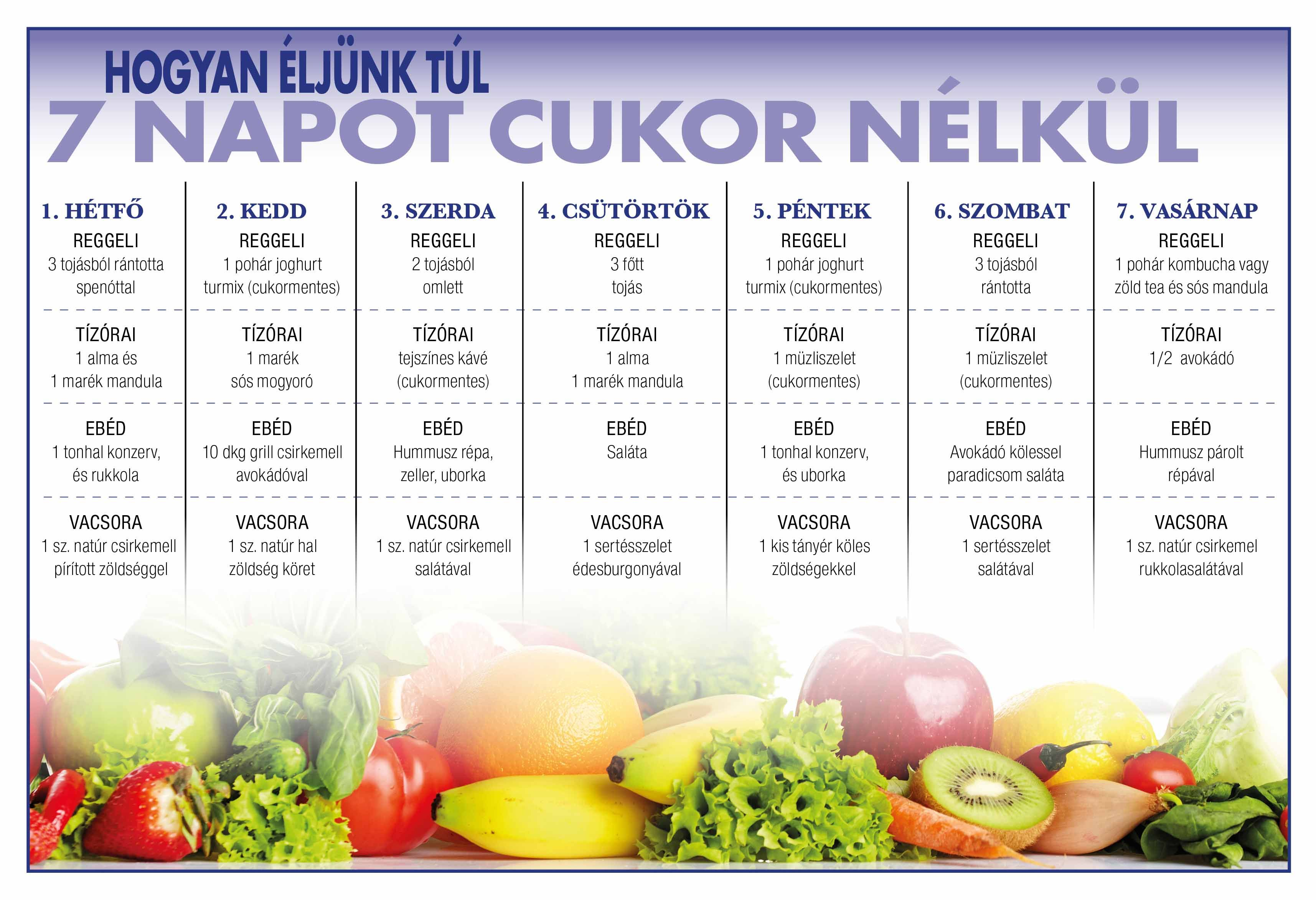 fogyókúra étrend rendelés)
