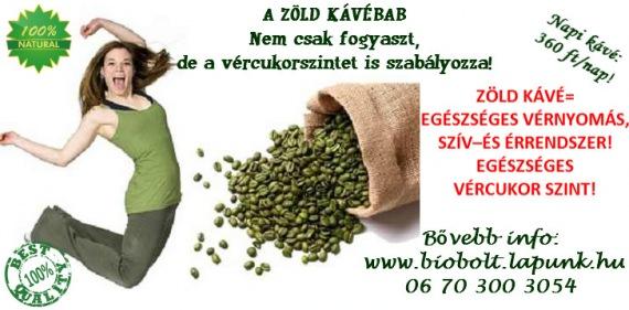 zöld kávé fogyás)