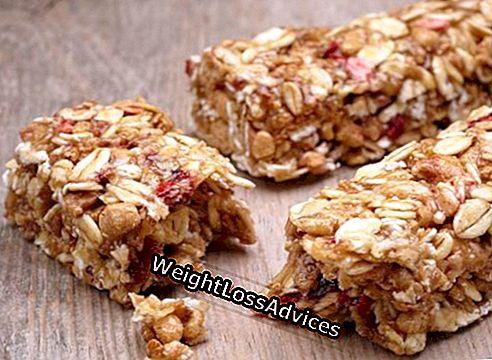 zsírégető granola bárok
