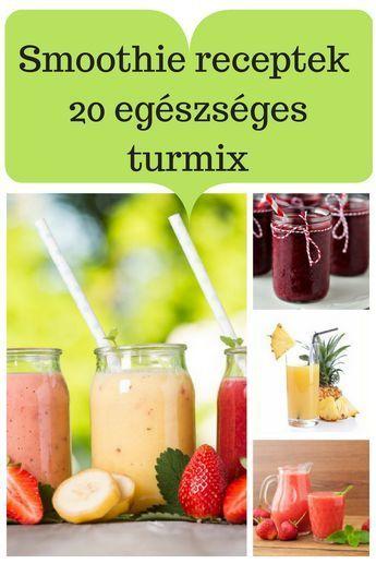 diétás turmix receptek