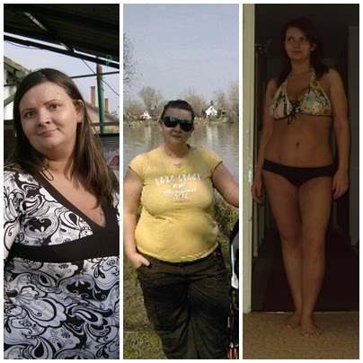 40 kg fogyás után)