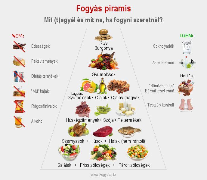 otthoni fogyókúrás ételek