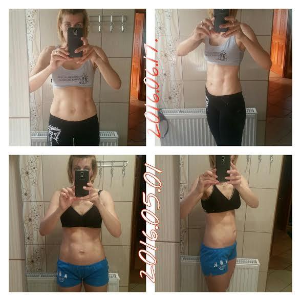 1 hónap alatt -5kg hogyan lehetséges?