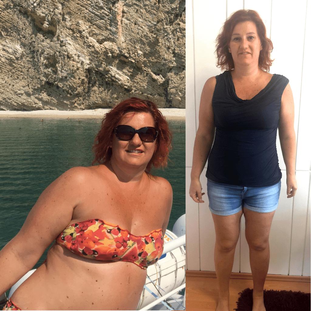 ketogén diéta sikertörténetek A 49 éves nő lefogyhat