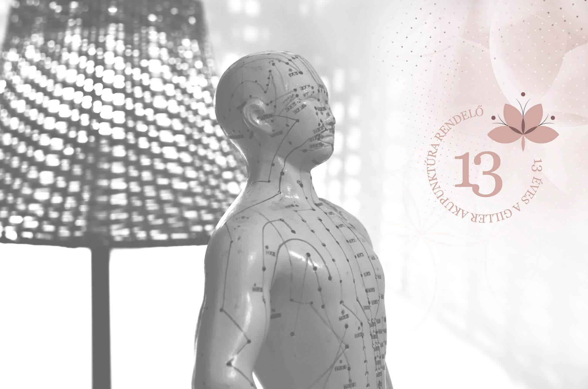 Akupunktúrás fogyás otthon