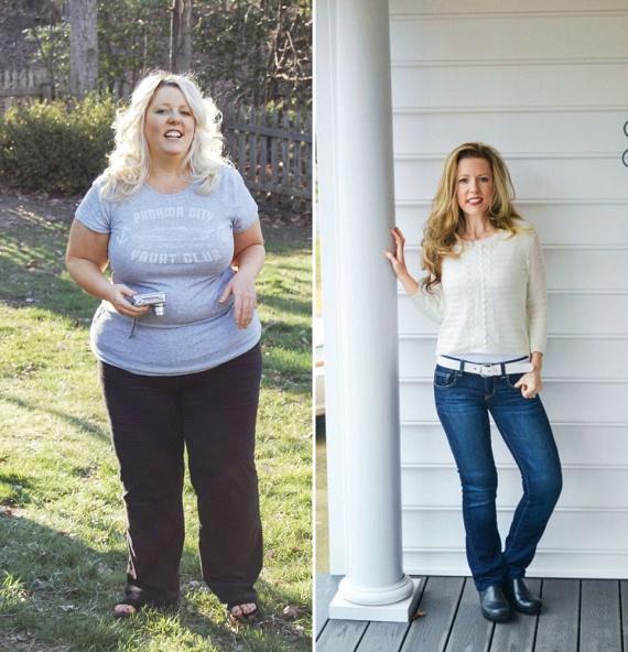 45 kilót fogytam   Új Nő