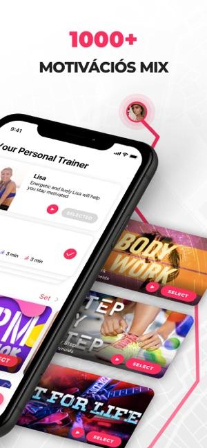 A 7+1 legjobb ingyenes fitneszalkalmazás iOS-re és Androidra