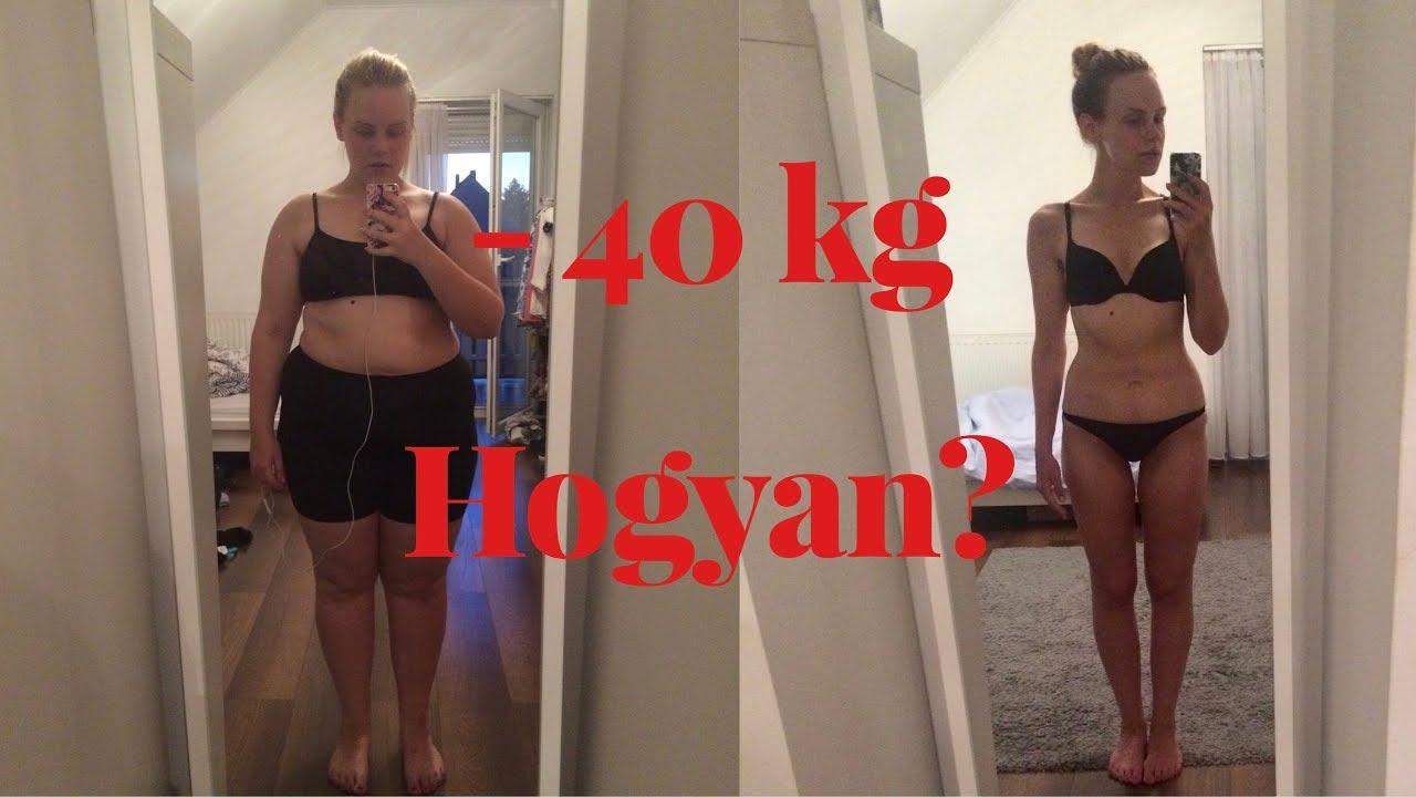 fogyás 45 kg