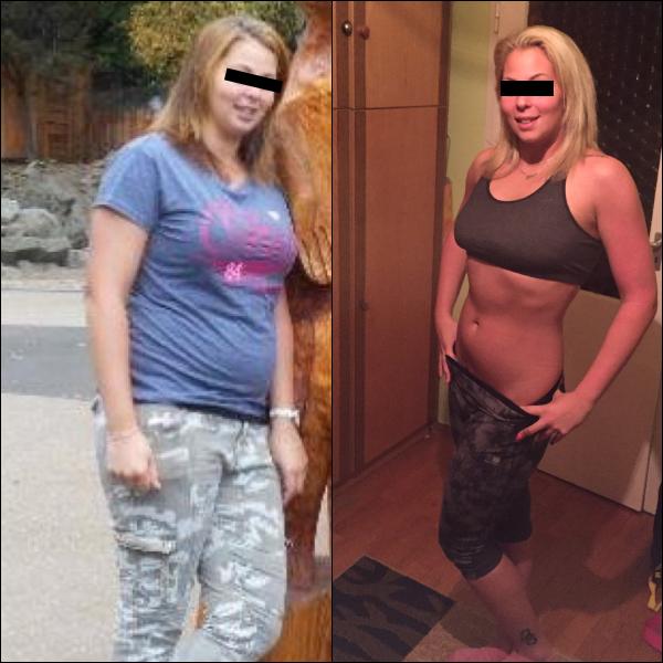 Az év sikertörténete: 30 kilót fogyott Niki