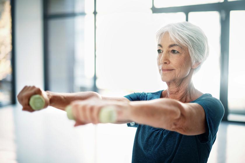 lefogyhat idős korban?