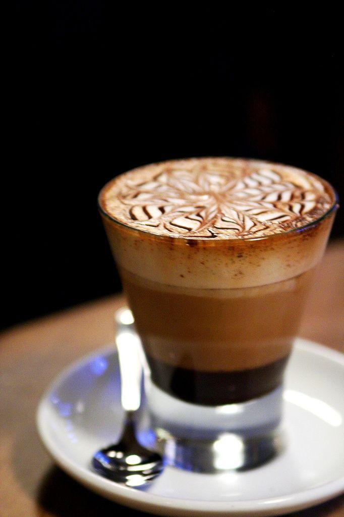 café latte fogyás