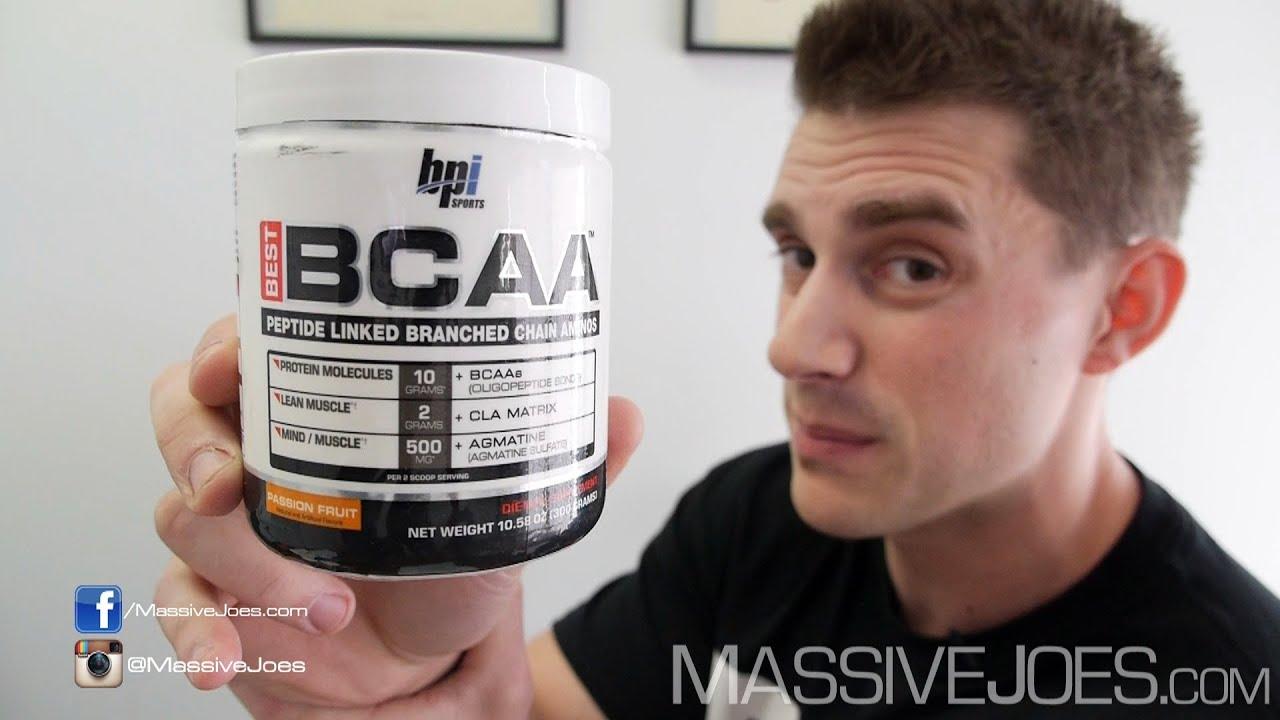 BCAA aminosav