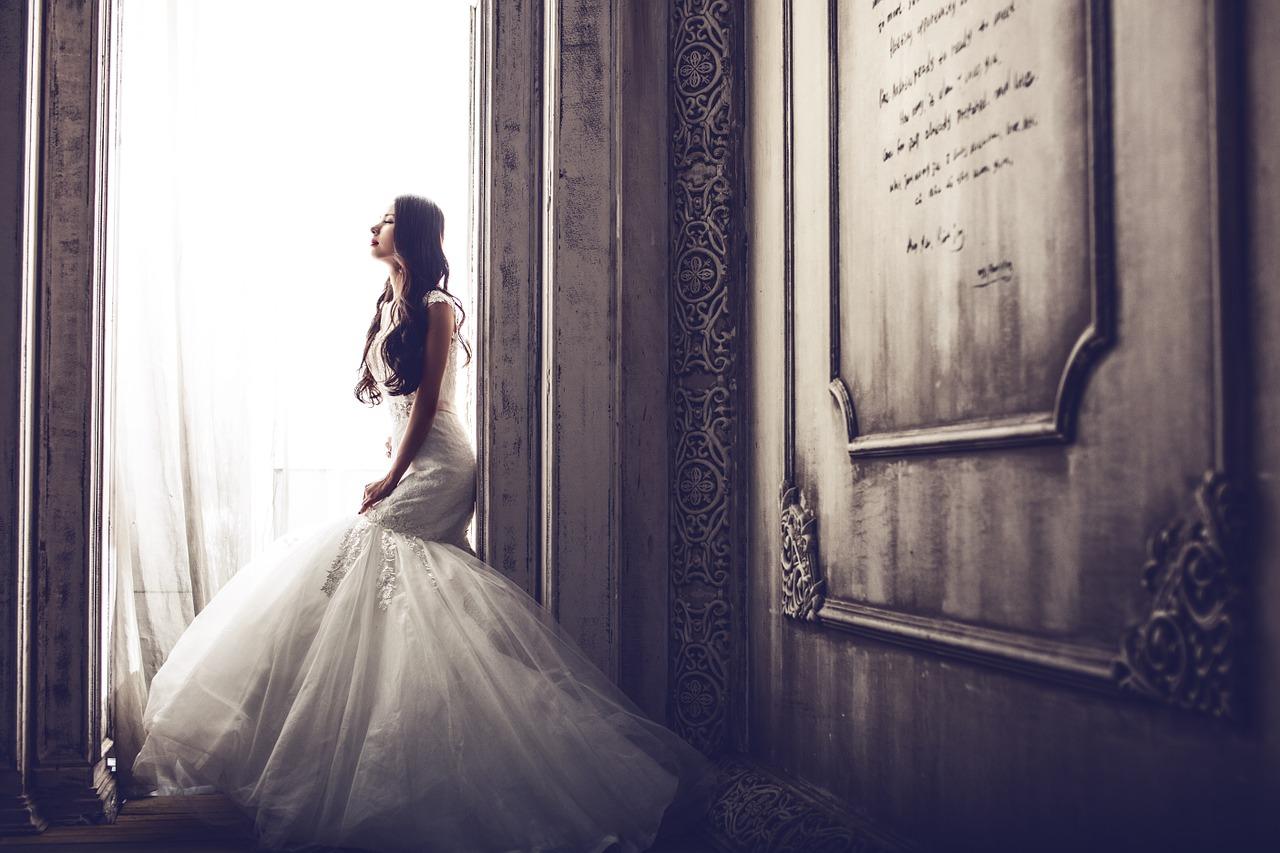 62 kilót fogyott, hogy megvehesse álmai menyasszonyi ruháját