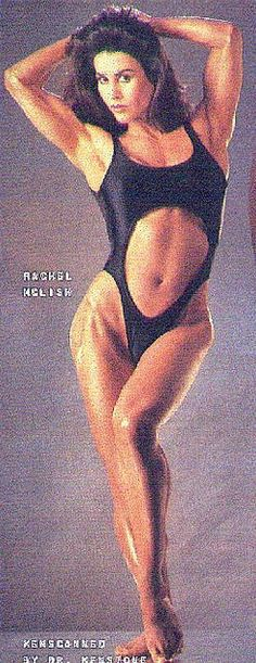Rachel Mclish