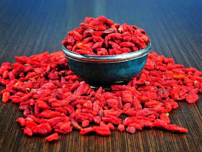 wolfberry és a fogyás A granola rúd nem megfelelő a fogyáshoz