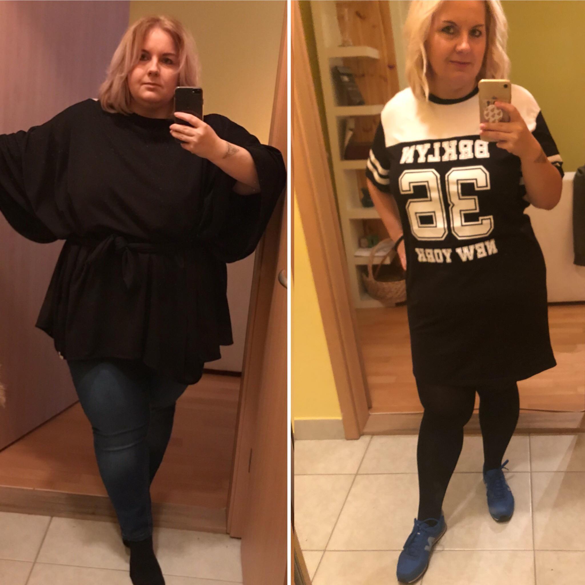 Hogyan kell fogyni 7 hónap és 10 kg