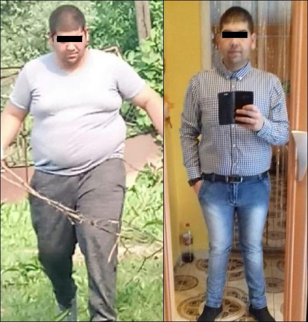 40 fogyás után - tényleg - Étrend