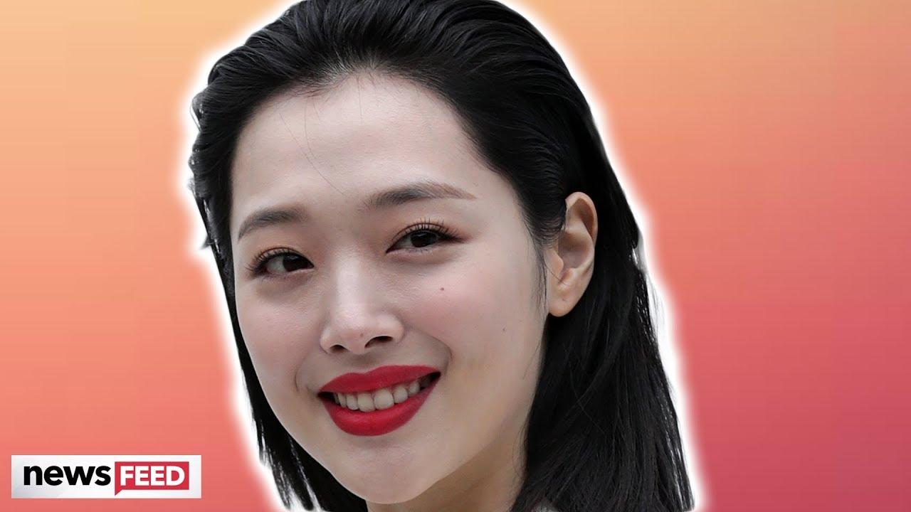 Meghalt Sulli, a 25 éves K-popsztár -