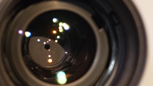 karcsúsító kamera lencséje
