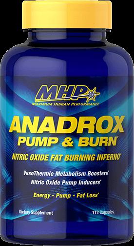 Anadrox (112 kap.)
