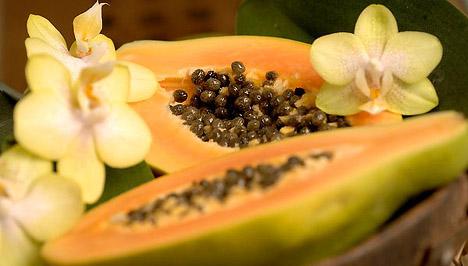 Papaya enzim segíthet a fogyásban