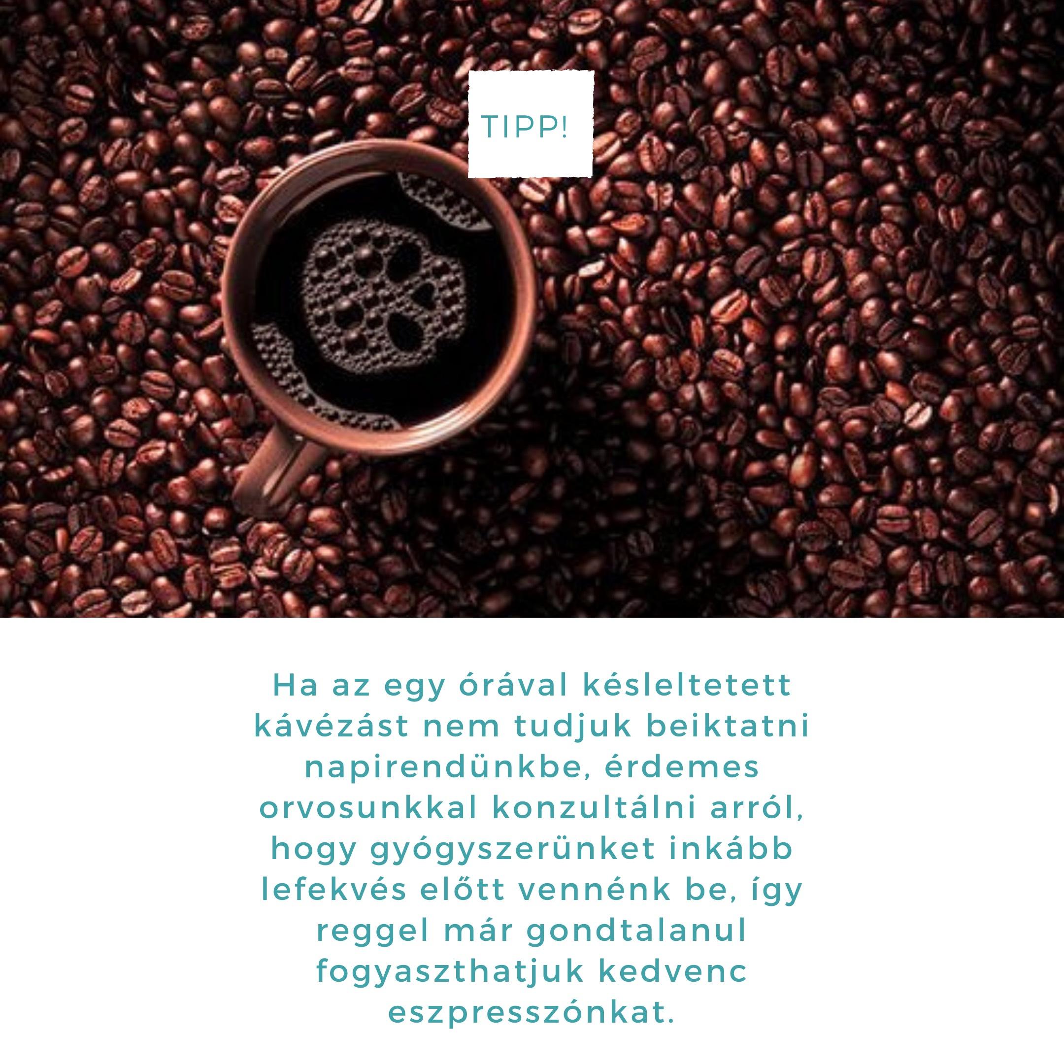 A kávé rehabilitációja