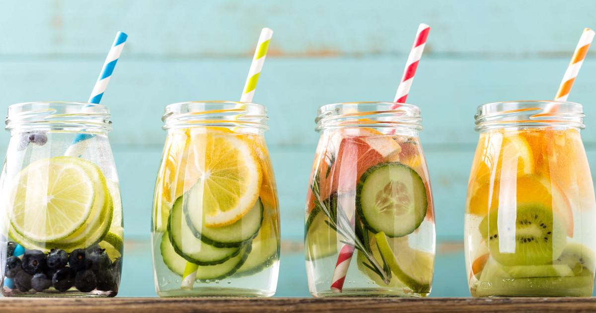 A 4 legjobb zsírégető nyári ital