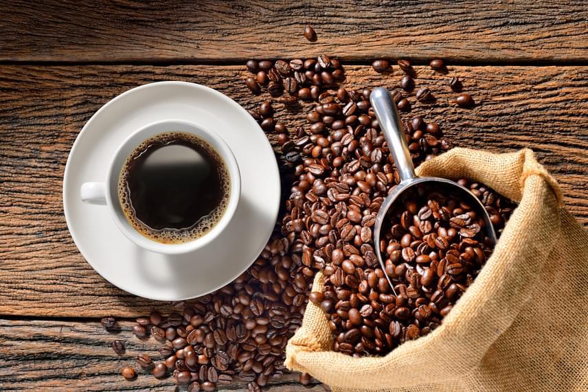 mennyi koffeint kell fogyni
