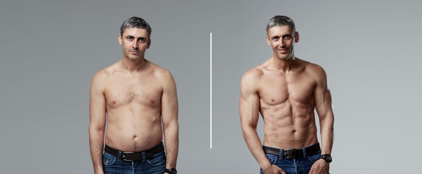 Hogyan számítsuk ki a testzsír elvesztését? 2020 - Healthy Miss