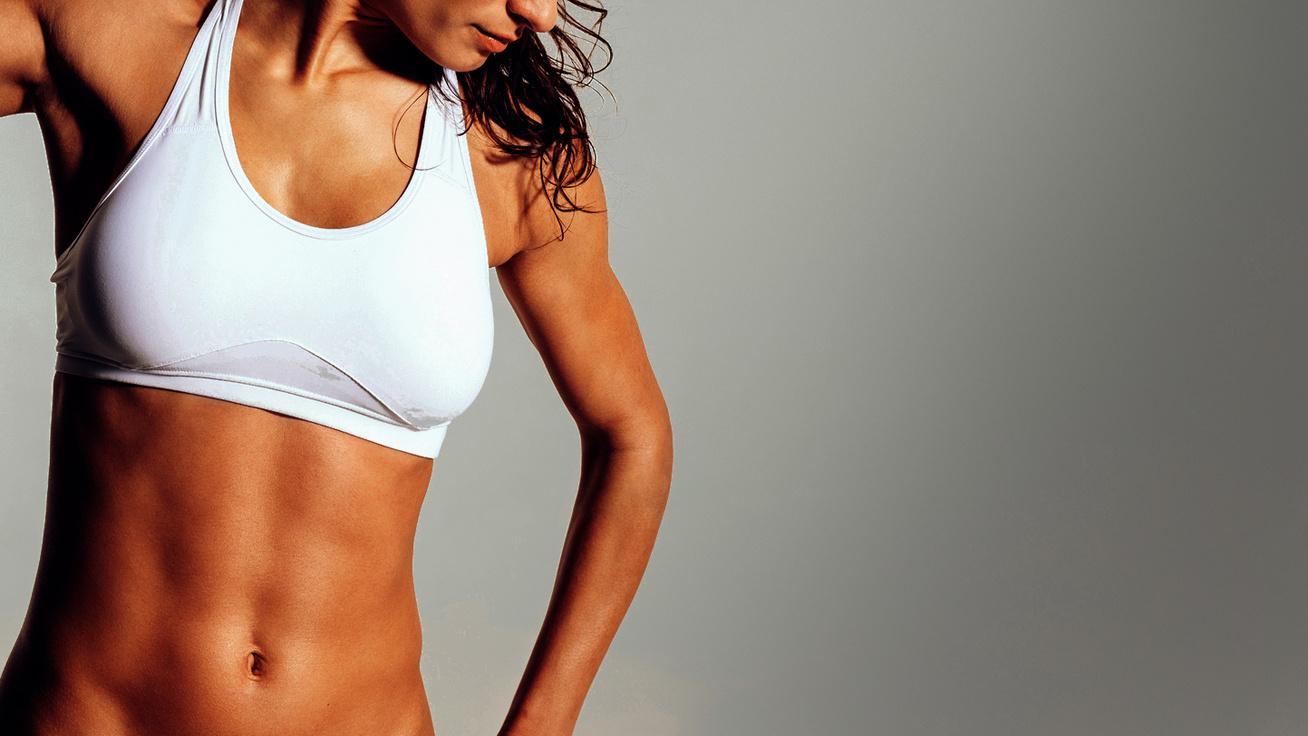 Hasról Fogyás Zsírégető Edzéssel és Hasizom Gyakorlatokkal