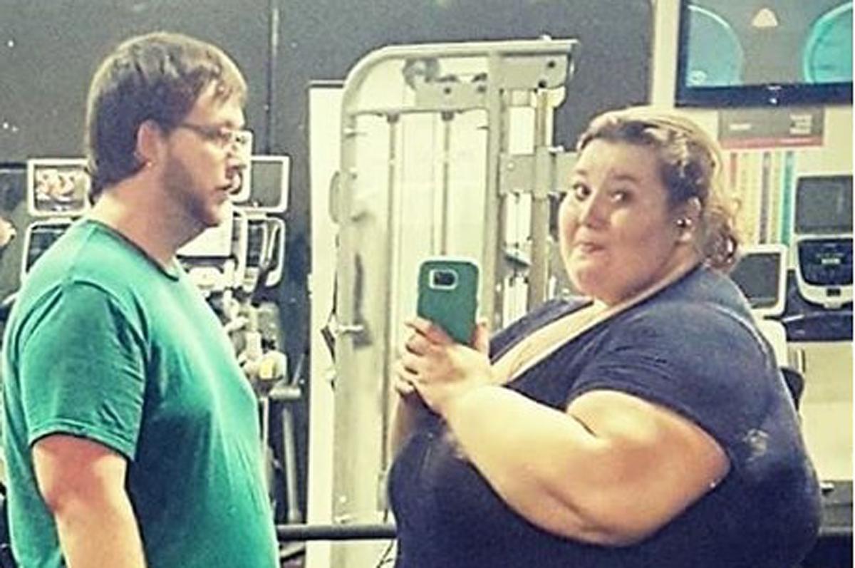 morbidly elhízott nő fogyni