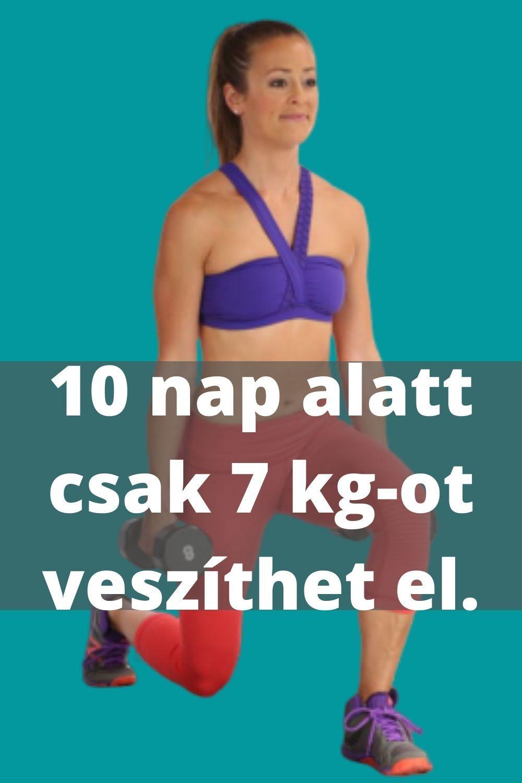 10 nap alatt 10 kg