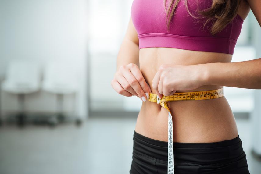 biztonságos zsírégetés hetente