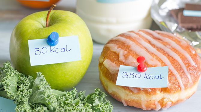 Ha napi kalória között eszem váltakozva, akkor lefogyhatok vagy ez