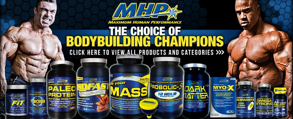 MHP Anadrox Pump&Burn NO fokozó és zsírégető komplex kapszul